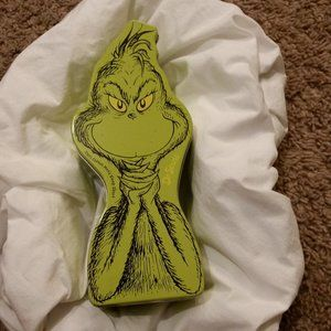 Dr. Suess' GRINCH tin container - hard to find!